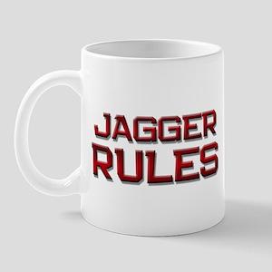 jagger rules Mug