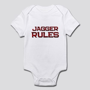 jagger rules Infant Bodysuit