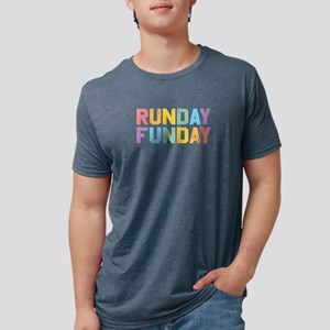 Runday Funday - Distressed Design for Runn T-Shirt