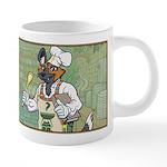 20 Oz Mega Mug Mutt Cooking With Kalbin Mugs