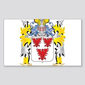 Noonan Coat of Arms - Family Crest Sticker