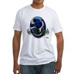 Earth Day Get Well Earth Fitted T-Shirt
