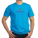 Men's Fitted T-Shirt Various Colors