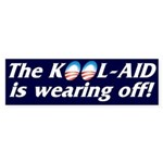 Wearing Off Bumper Sticker (50 pk)