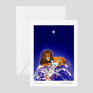 'Peace on Earth' Greeting Cards (Pk of 10)