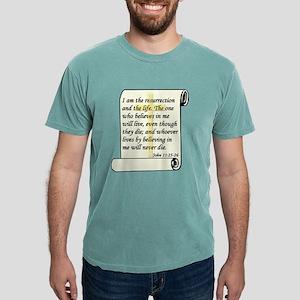 John 11:25-26 T-Shirt