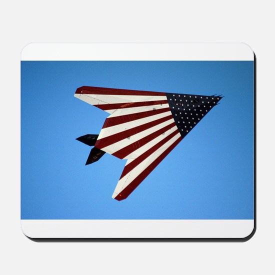 Freedom Fighter Mousepad