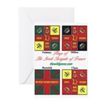 Flags/Ir Brigade France-Greeting Cards