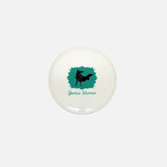 Unique Ibs Mini Button