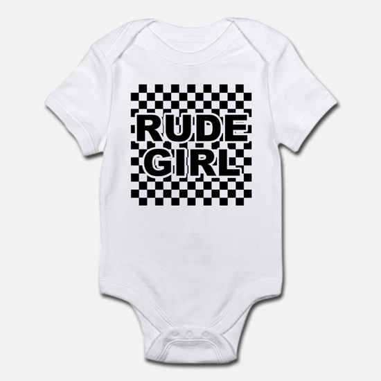 rude girl Body Suit