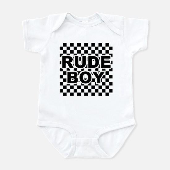 rude boy Body Suit