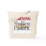 Shelling Fanatic Tote or Beach Bag