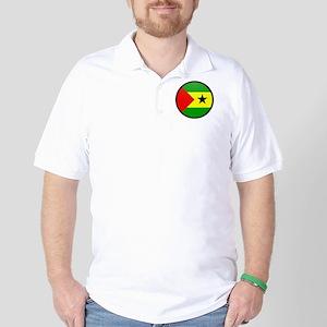 SAO TOME AND PRINCIPE Golf Shirt