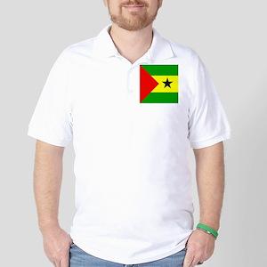 Sao Tomean Golf Shirt