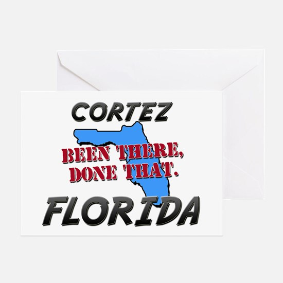 cortez florida - been there, done that Greeting Ca