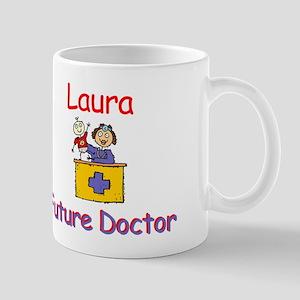 Laura - Future Doctor Mug
