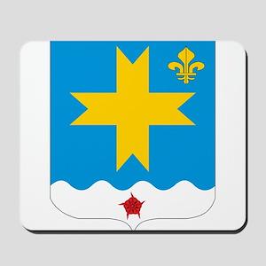 Saint Vincent Coat of Arms Mousepad