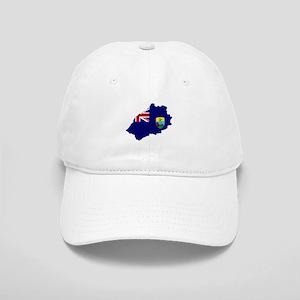 Saint Helena Flag Map Cap