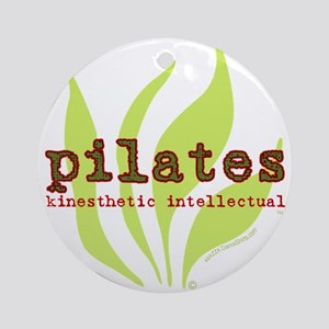 Pilates: Kinesthetic Intellectual Ornament (Round)