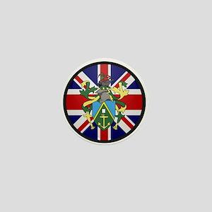 Pitcairn Islands Mini Button