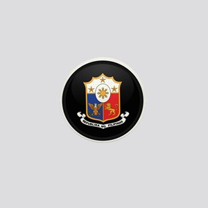 Coat of Arms of philippines Mini Button