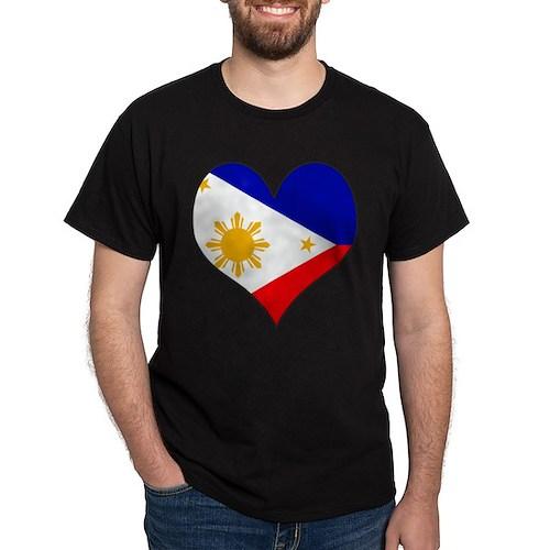 I Love philippines T-Shirt