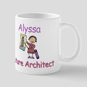 Alyssa - Future Architect Mug