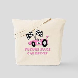 Future Race Car Drive #2 Tote Bag
