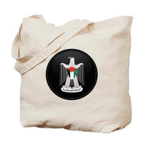 Coat of Arms of Palestine Tote Bag