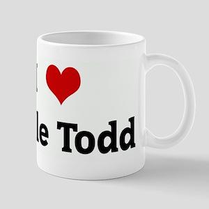 I Love Uncle Todd Mug