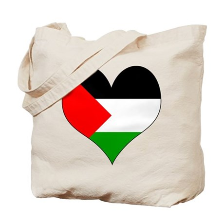 I Love Palestine Tote Bag