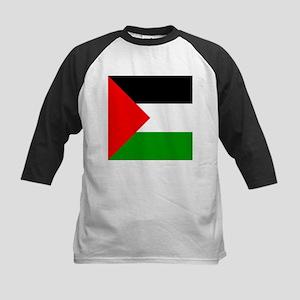 Palestinian Kids Baseball Jersey