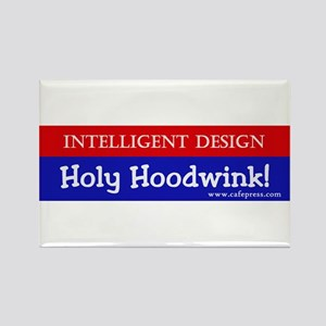 Holy Hoodwink! Rectangle Magnet
