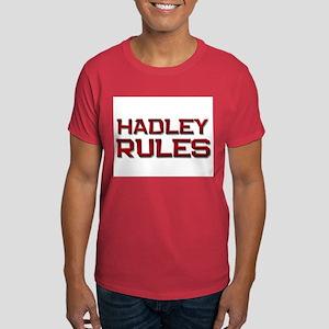 hadley rules Dark T-Shirt