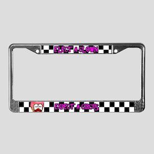 Trump Clown series 1 License Plate Frame