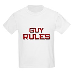 guy rules T-Shirt