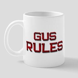gus rules Mug