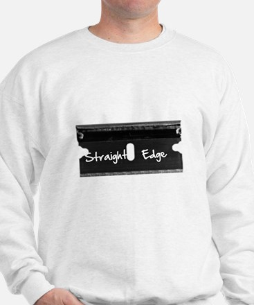 Straight Edge -Razor Sweatshirt