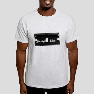 Straight Edge -Razor Light T-Shirt