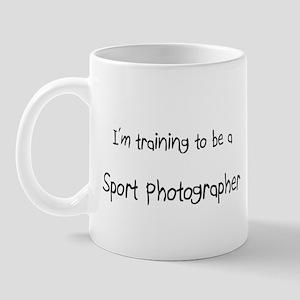I'm training to be a Sport Photographer Mug