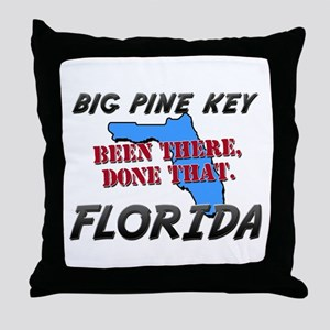 big pine key florida - been there, done that Throw
