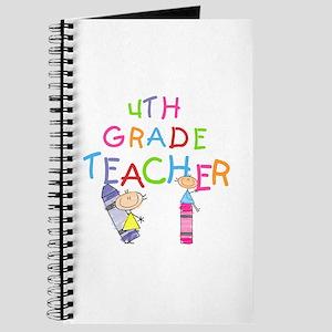 Crayons 4th Grade Journal