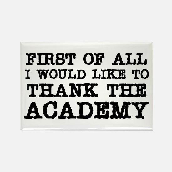 academy sticker 4-4 Magnets