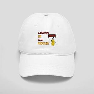 Landon to the Rescue Cap