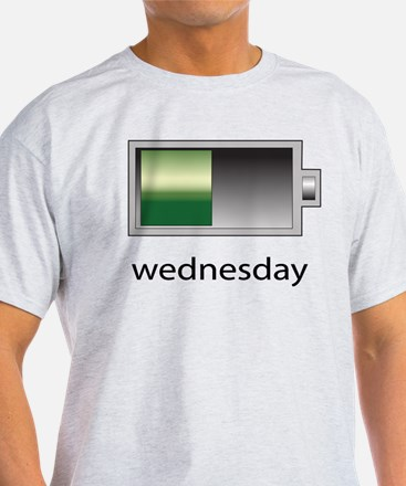 Batteries of the Week/Wednesd T-Shirt
