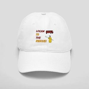 Logan to the Rescue Cap