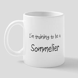 I'm training to be a Sommelier Mug