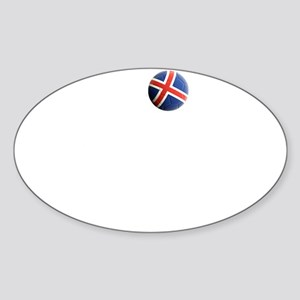 ICELAND Soccer 2018 Icelandic Sticker