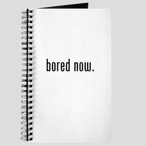 Bored Now Journal