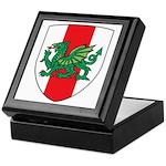 Midrealm Shield Keepsake Box